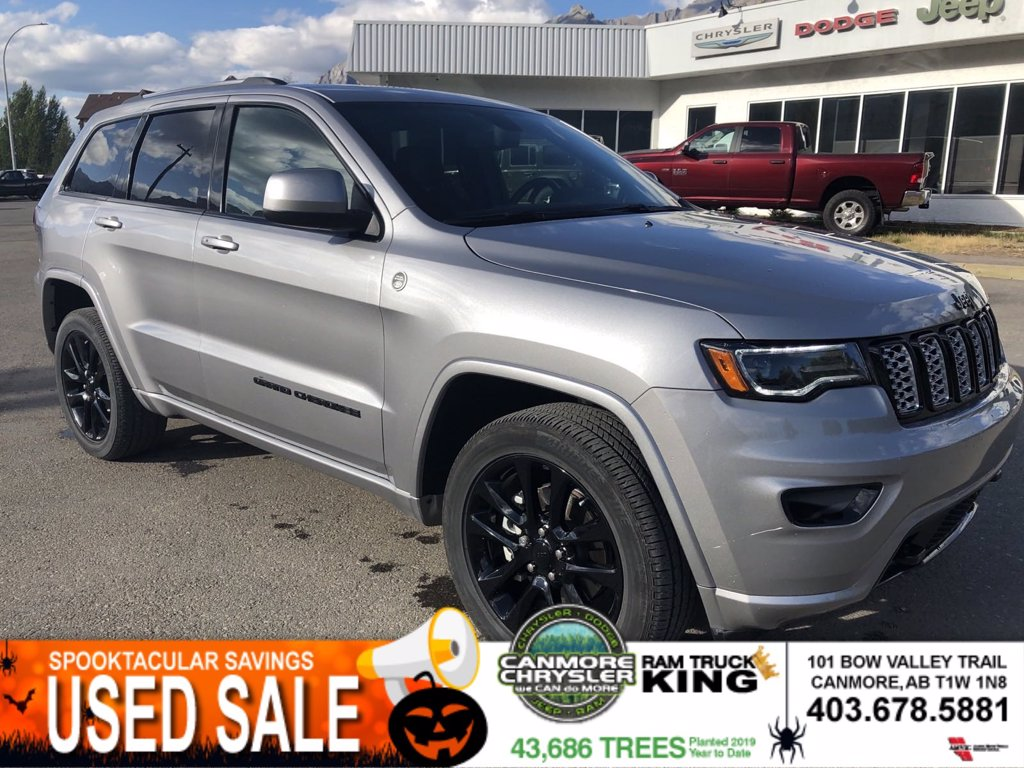 2020 Jeep Grand Cherokee Altitude (20-7602) Main Image