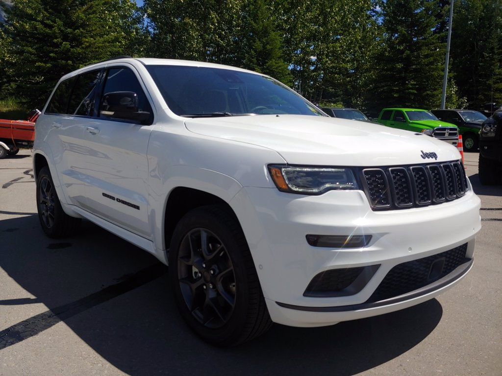 2020 Jeep Grand Cherokee Limited X (20-7621) Main Image