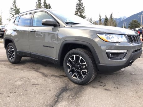 2021 Jeep Compass Upland Edition