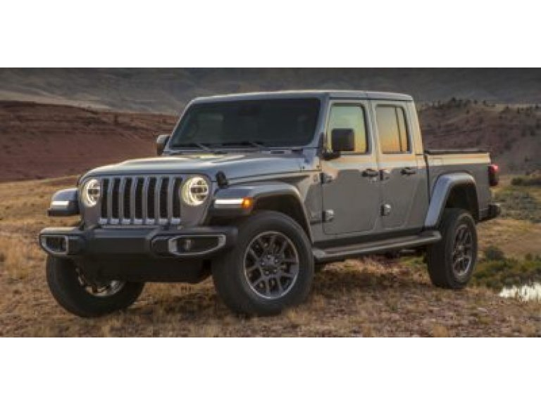 2021 Jeep Gladiator Willys (21-7709) Main Image