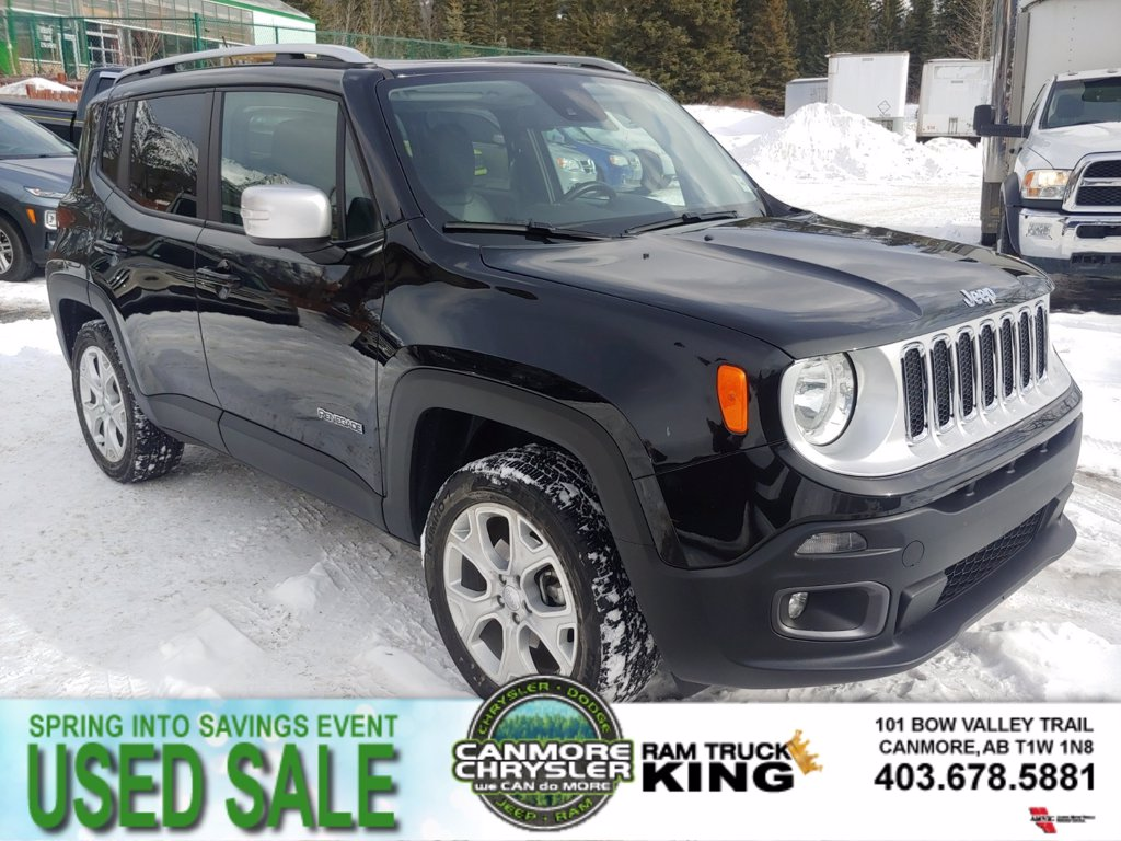 2016 Jeep Renegade Limited (21-7306B) Main Image