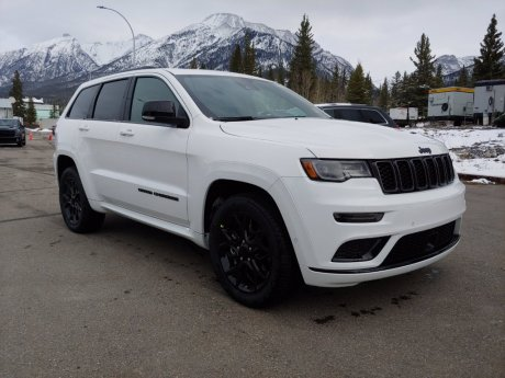 2021 Jeep Grand Cherokee Limited X